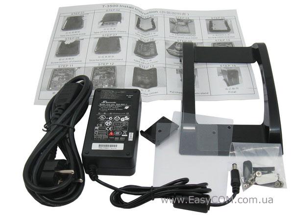 Обзор и тестирование компактного корпуса MOREX T3500-60