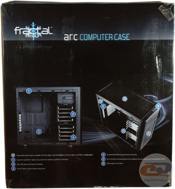 Fractal Design Arc Midi Tower