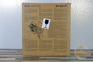 be quiet! Pure Base 600 Window