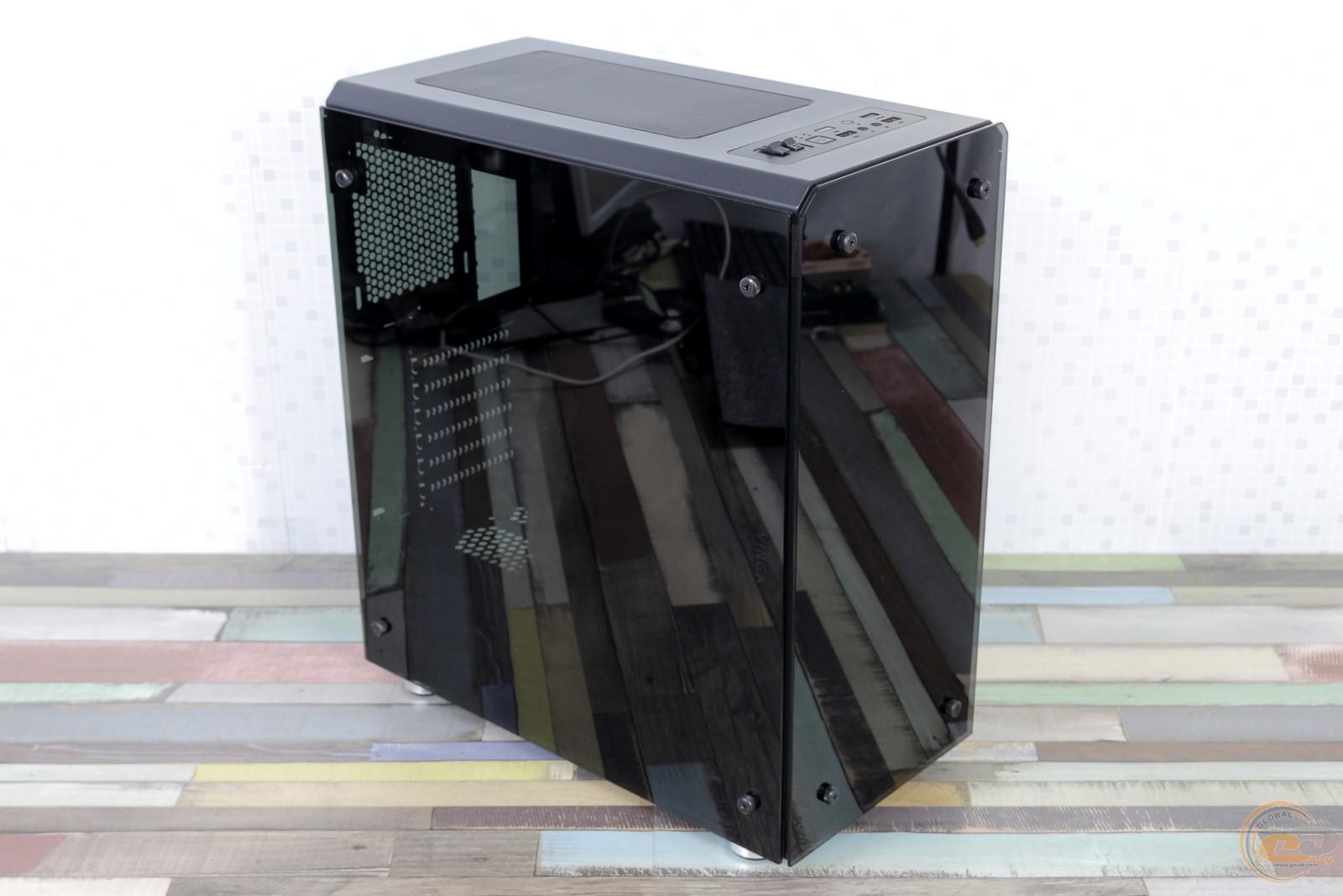 Обзор компьютерного корпуса Corsair 110R | 1067x1600