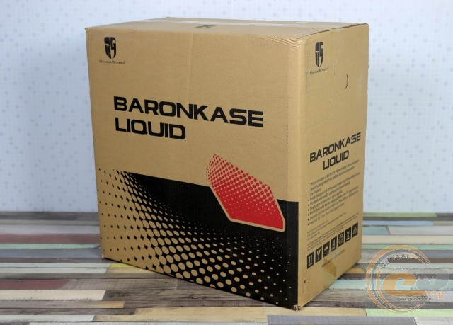 DEEPCOOL BARONKASE LIQUID