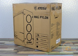 MSI MAG PYLON