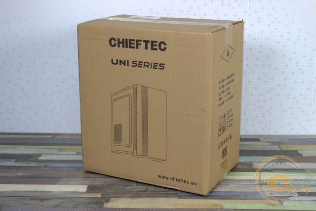 CHIEFTEC UNI UK-02B-OP