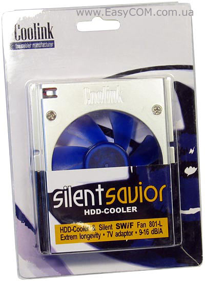 Coolink Silent Savior