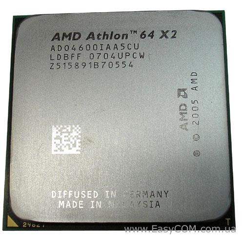 AMD ATHLON 64 X2 4600 DRIVERS FOR MAC