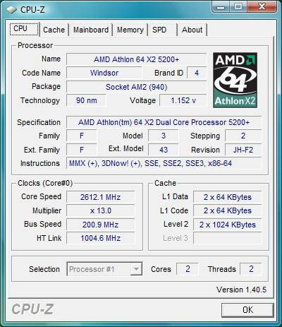 Amd Athlon 64 X2 Dual Core 5200 Pc Upgrade Amd Athlon 64 X2 5200 Youtube