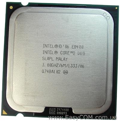 Интел кор 2 дуо