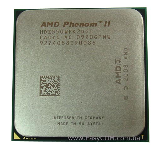 AMD Phenom II X2 550 Black Edition