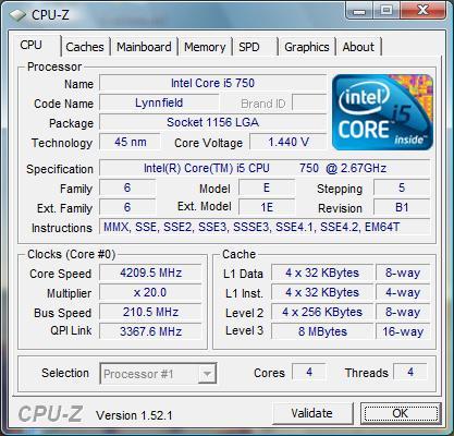 Core i5 программу процессора intel для