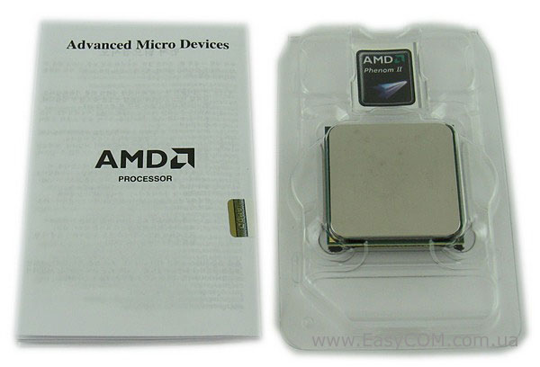 AMD Phenom II X2 555