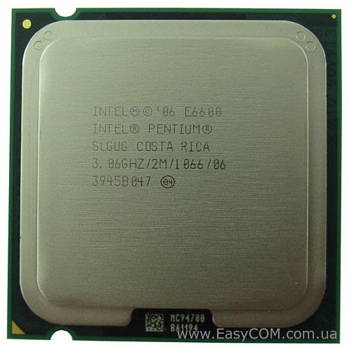 Fujitsu Esprimo P2560 Desktop PC (Intel Pentium E6600 3.06GHz, RAM ...