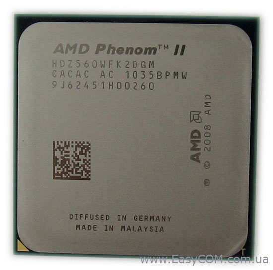 AMD Phenom II X2 560