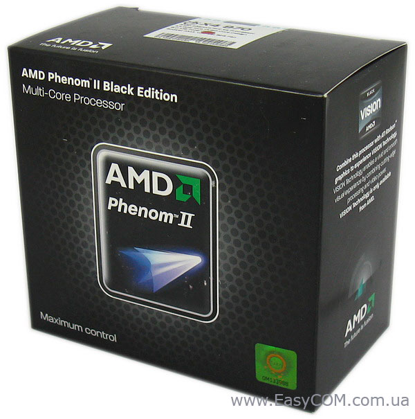 AMD Phenom II X4 970 Black Edition