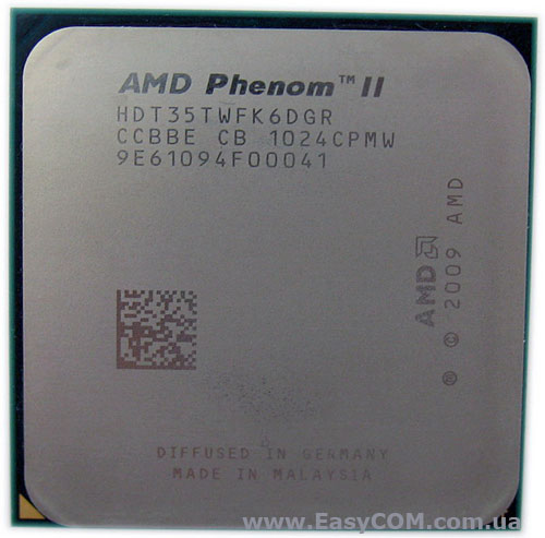 AMD Phenom II X6 1035Т