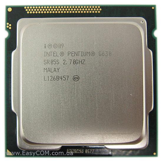 INTEL R PENTIUM R CPU G630 2.70GHZ DRIVERS FOR WINDOWS MAC