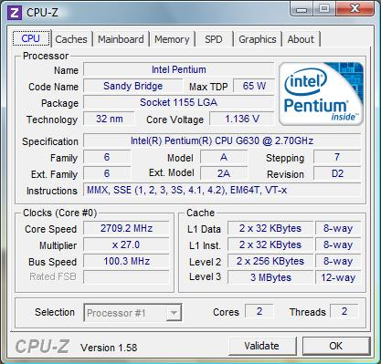 INTEL PENTIUM CPU G630 DRIVERS FOR WINDOWS XP
