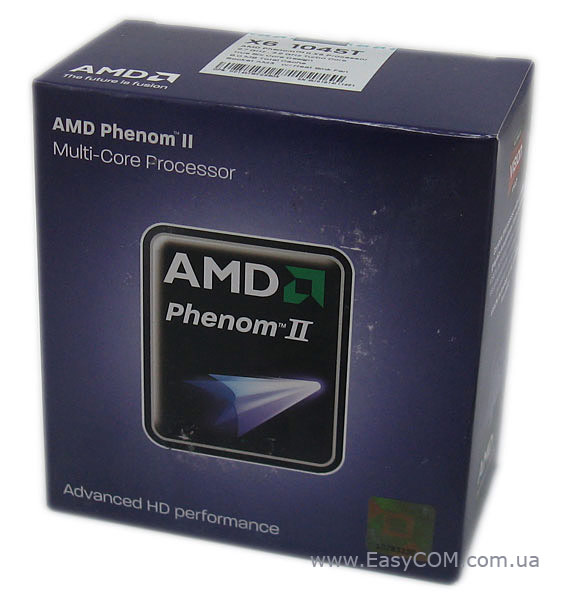 AMD Phenom II X6 1045Т