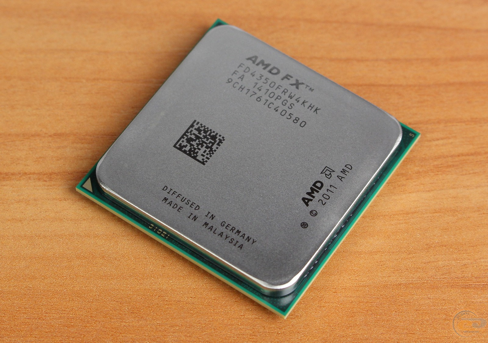 AMD FX-8350 4.0 GHz 8-Core Socket AM3+ OEM Ver Processor CPU with Thermal Paste 4.2 GHz Turbo