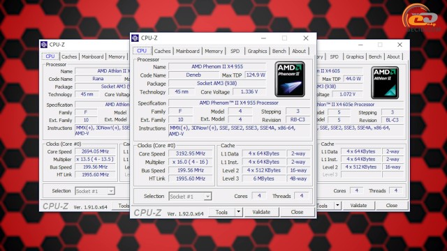 AMD Phenom II X6 1100T BE