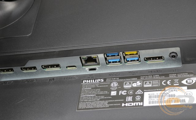 Philips Brilliance 329P9H
