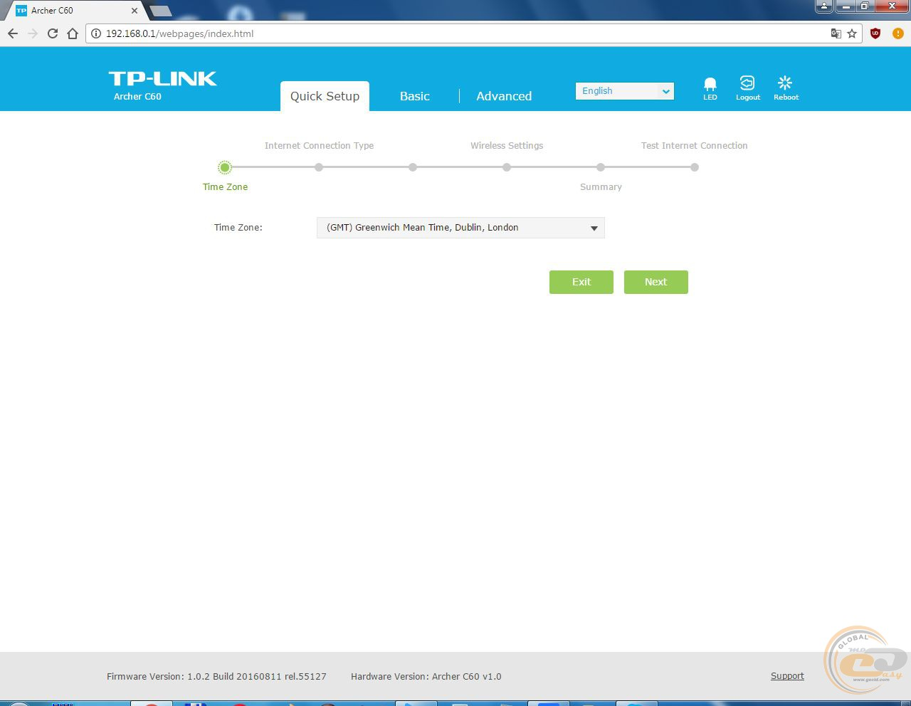 GECID com IT-portal: TP-Link Archer C60
