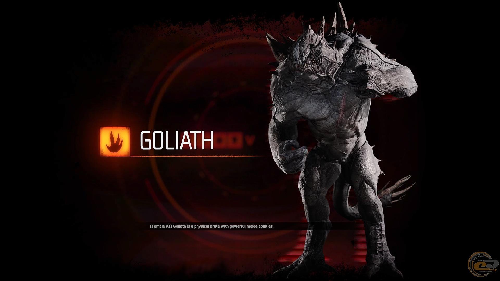 Обои Evolve, монстр, turtle rockstudios, 2k games, goliath, голиаф. Игры foto 13