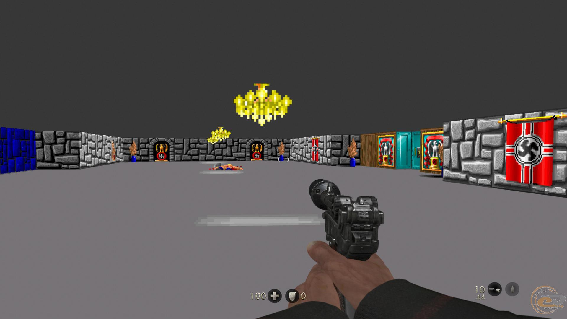 Wolfenstein The Old Blood Секреты