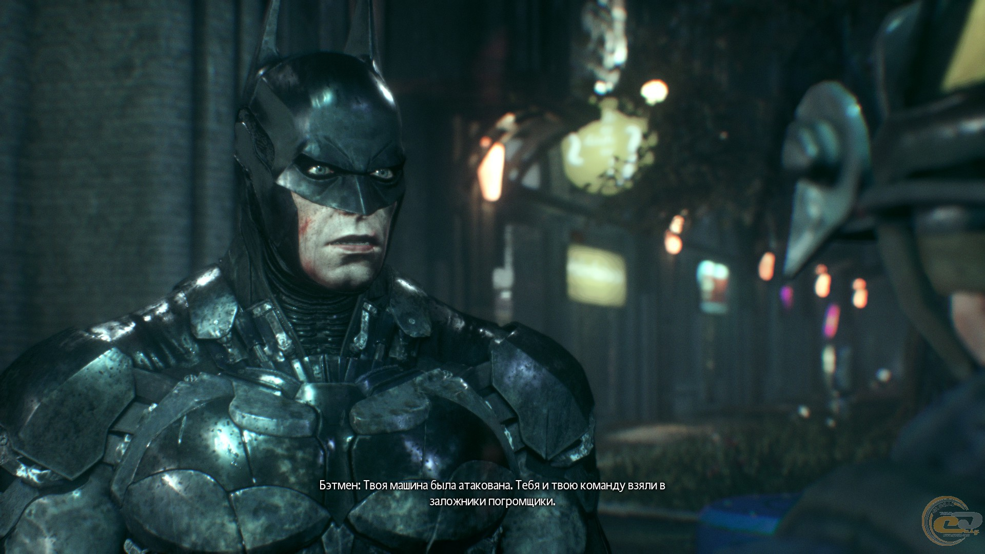 Рецензия batman arkham knight 4826