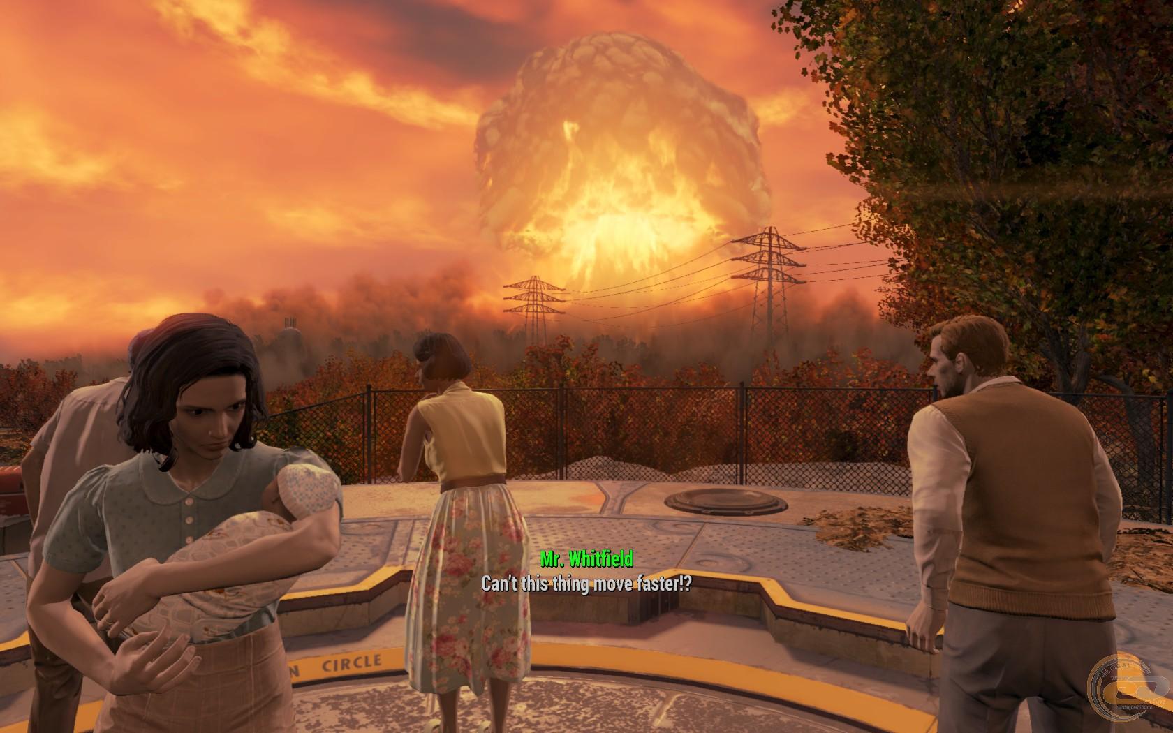 Datazione Fallout 4