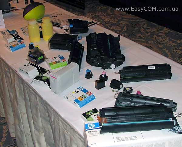 принтеров HP серий DeskJet
