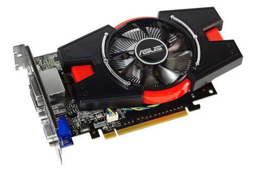 ASUS GeForce GT640-2GD3