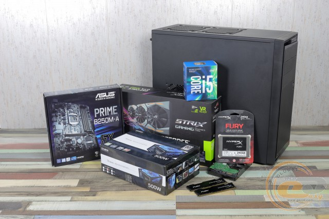 Gaming PC Gecid