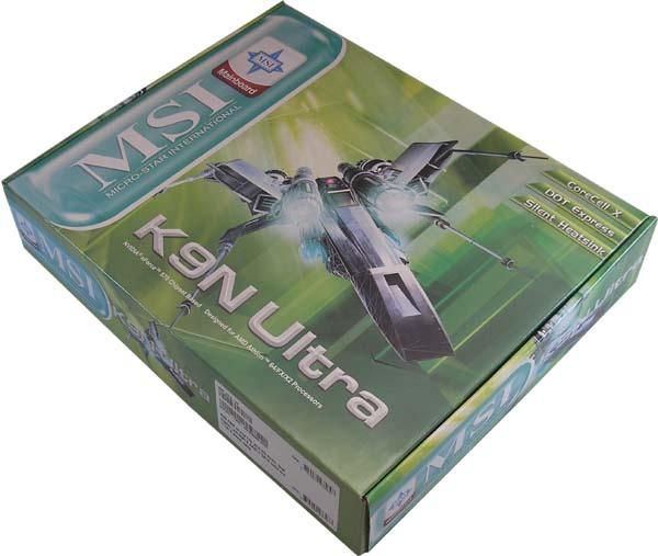 MSI K9N SLI MS-7250 V2 DRIVERS download
