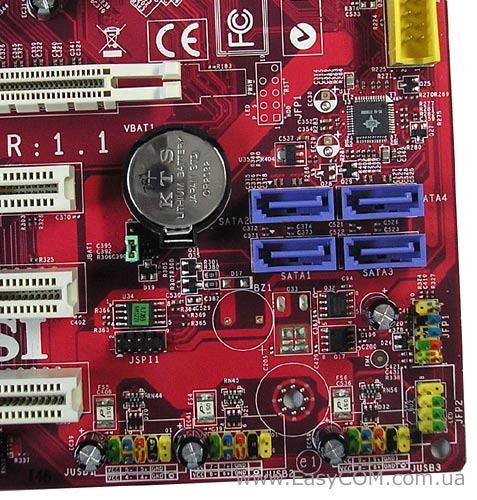 материнская плата Ms 7260 Ver 1.0 инструкция - фото 2