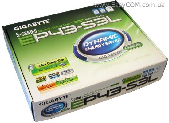 Купить gigabyte ga ep43t s3l оригинальный материнская плата ddr3 lga 775 настольного p43 ep43t s3l материнская плата