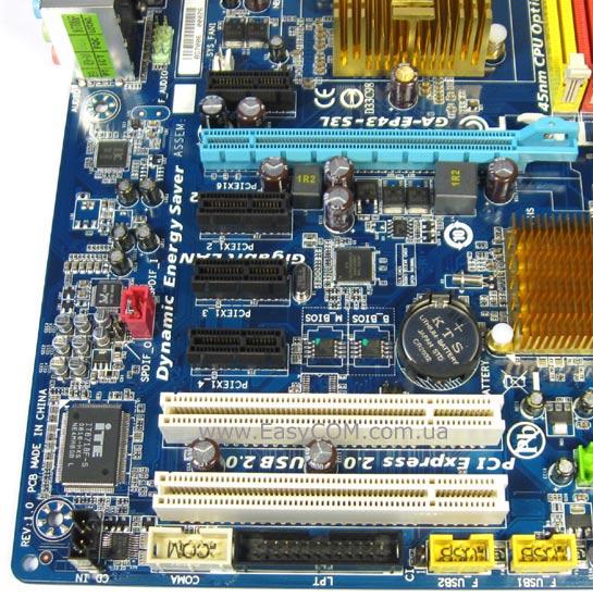 Gigabyte GA-EP43-S3L Treiber Windows 10