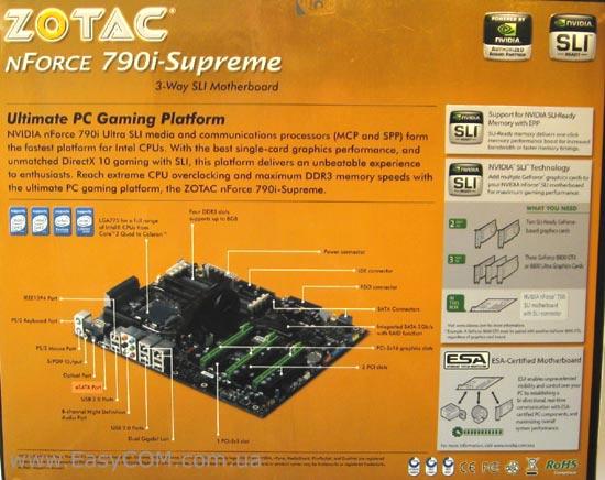 ZOTAC nForce 790i Supreme WiFi Module 64 BIT Driver