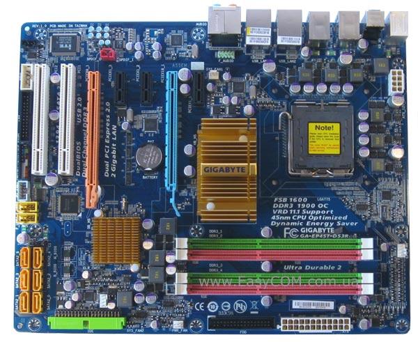 Gigabyte GA-EP45-UD3R Intel ICH9R/ICH10R SATA RAID Driver Download