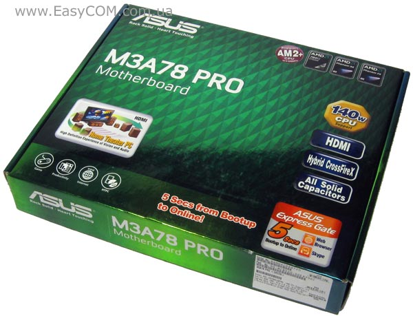 Asus M3A78 Express Gate Driver Download