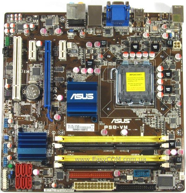 ASUS P5Q-VM