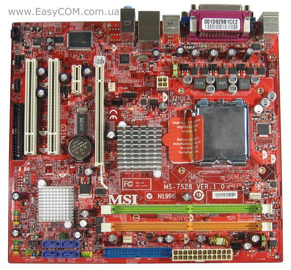 Msi 7302 ver 1.1 схема