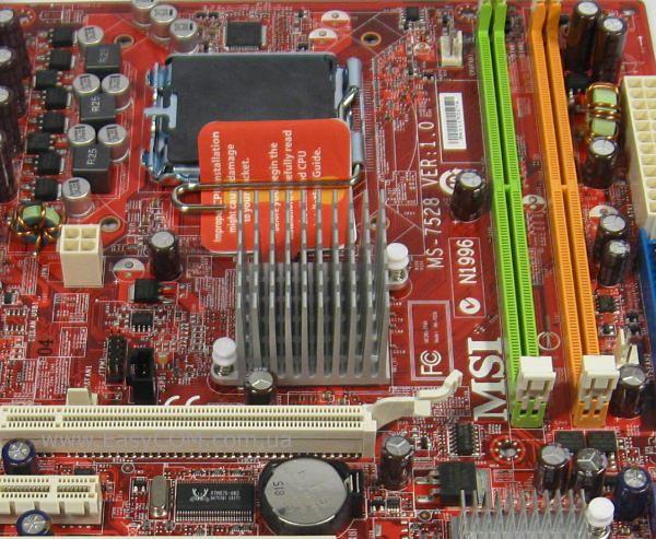 Ms 7352 ver 1.0 схема