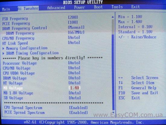 DRIVERS: ASUS M4A78-VM BIOS 2001