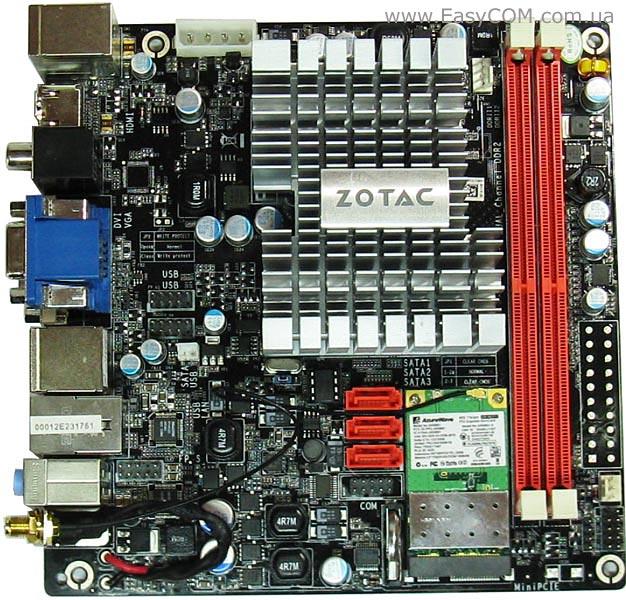 Zotac IONITX-G-E HD Audio Treiber Herunterladen