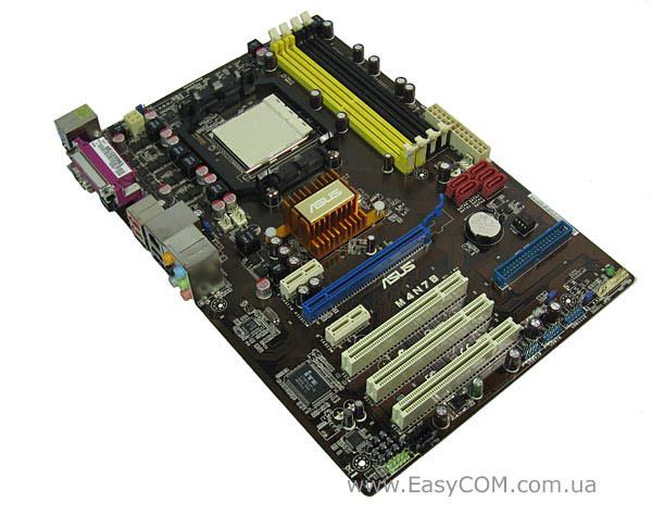 Asus M4N78-VM NVIDIA nForce Chipset Driver Download