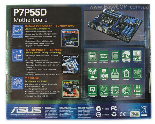 Asrock P55DE Pro Realtek HD Audio Driver Windows 7