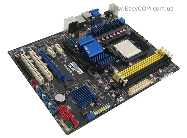 Asus M4A78-E SE TurboV Drivers Download Free