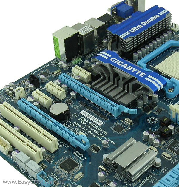 Gigabyte GA-890GPA-UD3H Xpress Recovery2 Mac