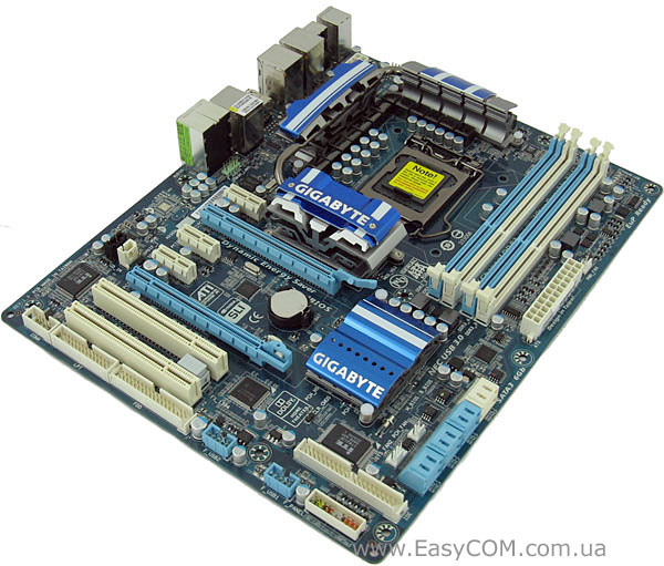 Gigabyte GA-P55A-UD4 Marvell SATA3 Console Driver for PC