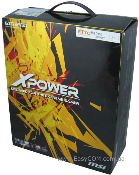 MSI Big Bang-XPower